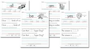 Kindergarten (Primer) Sight Word Sentences - Confessions of a ...sightwordsentencepromok2