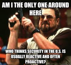 Am i the only one around here who thinks security in the U.S. is ... via Relatably.com
