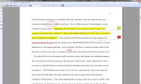 electronic annotation of student essays out grademark annotate student view