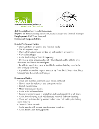 best photos of hotel housekeeping duties hotel housekeeping job housekeeping job description housekeeping duties and responsibilities via