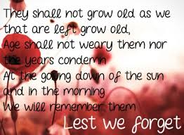 Image result for images lest we forget