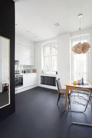 Concrete Floor Kitchen 17 Best Ideas About Painted Concrete Floors On Pinterest