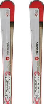 Rossignol <b>Famous</b> 4 лыжи + Xpress W 10 Крепления ...