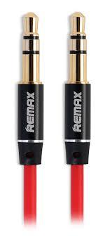 <b>AUX</b> кабель <b>Remax Aux</b> Audio <b>3.5</b> mm RL-L200 2,0m red по самой ...