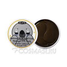 <b>Milatte</b> Fashiony Black Pearl Gold Hydrogel Eye Patch: отзывы ...