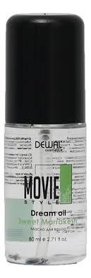 Купить <b>масло для волос movie</b> style dream oil sweet marrakesh ...