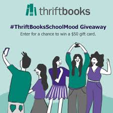 ThriftBooks Offers a Back to School Giveaway