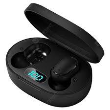 <b>A6L</b> Mini In-<b>ear</b> Bluetooth 5.0 <b>Earphone</b> LED Display True <b>Wireless</b> ...