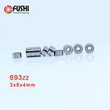 625zz bearing abec 5 bearings 10pcs metal sealed miniature bearing 625 625z 5 16 5mm chrome steel deep groove