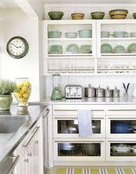 image kitchen open shelving kitchens