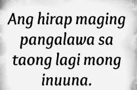 Sad Love Quotes Tumblr Tagalog - tagalog sad love quotes tumblr ... via Relatably.com