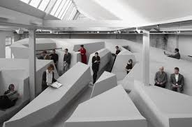 raaaf the end of sitting office design future office design interior design cafe interior design office