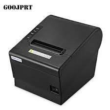 Discount <b>GOOJPRT JP80H</b> 80mm Thermal Receipt Printer USB ...