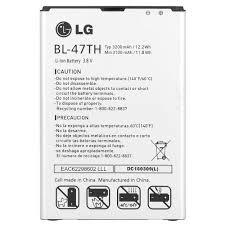 LG BATTERY BL-47TH FOR LG D631, <b>D838</b>, F350, G Vista, PRO2 ...