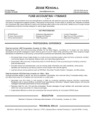 accounting resume nyc s accountant lewesmr sample resume property management resume on fund accountant