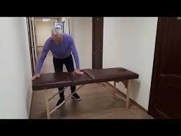 <b>Раскладной</b> массажный стол из <b>дерева</b> ComfortWood Lux от ...