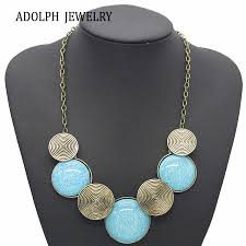 ADOLPH Jewelry Wholesale Maxi Necklace For Women 2015 <b>New</b> ...