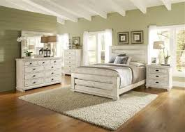 white bedroom furniture ideas. willow casual distressed white wood bedroom set wking slat bed bedrooms the classy home best deal furniture ideas c