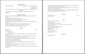 security guard template security guard sample resume