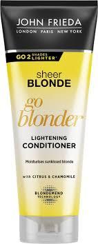 <b>Кондиционер</b> осветляющий Sheer Blonde Go Blonder для ...