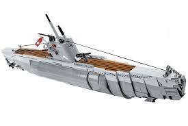 <b>Конструктор COBI</b> Подводная лодка <b>U</b>-<b>boot U</b>-<b>48</b> VII B 1:100 ...