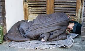 Image result for sleeping rough