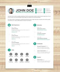 best free creative resume templates  updated more info   download