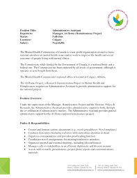 resume for administrative assistant job sample cv for office image titled resume volumetrics co cv for administrative assistant jobs sample resume for administrative assistant position