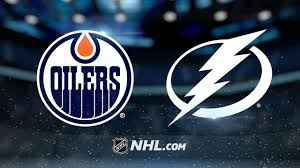 Kucherov scores twice to power Bolts past Oilers, 3-1 - YouTube