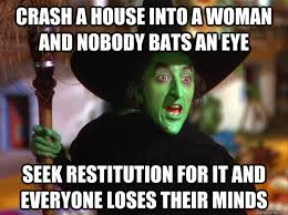 Wicked Witch of the West memes | quickmeme via Relatably.com