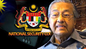 Image result for national security council - Malaysia