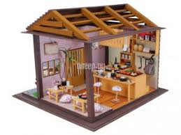 <b>Сборная модель DIY House</b> Суши Бар Sakura 13827 9-58-011379