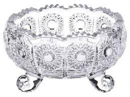 <b>Конфетница Lefard Muza</b> crystal 11х7см стекло купить с ...