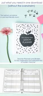best ideas about teacher assistant student teacher binder and planner editable pretty basic