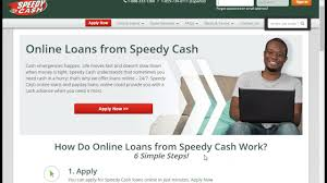 how to apply for loan on speedy cash online site how to apply for loan on speedy cash online site