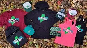 "Shop ""Maine is <b>my gym</b>"" <b>shirts</b>, beanies & stickers - Fit Maine"
