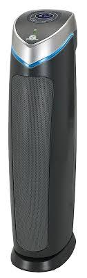 GermGuardian <b>3-in-1 180</b> Sq. Ft. Air Purifier Dark Gray AC5250PT ...