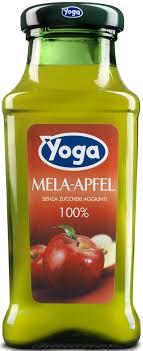 <b>Сок</b> Йога <b>Яблочный 0</b>,<b>2</b> / <b>Yoga</b> Mela-Apfel 0.2
