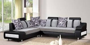 amazing contemporary living room furniture outstanding black l shape sofa design for modern living room amazing latest trends furniture