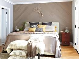 bedroom paneling ideas: apply stikwood wall paneling home remodeling ideas for basements
