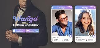 Wango - <b>Gentleman</b>-<b>Style</b> Dating - Apps on Google Play
