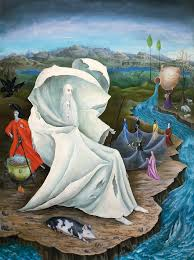 the temptation of st anthony leonora carrington biblioklept the temptation of st anthony leonora carrington