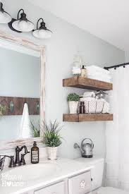 use the shelves between mirrors in master bathroom awesome sample pendant lights bathroom