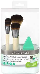 Ecotools <b>Набор</b> кистей для <b>макияжа</b> Airbrush Complexion <b>Kit</b> ...
