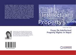 search results for intellectual property rights bookcover of essay on intellectual property rights in
