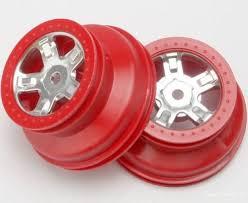 <b>Диски</b> шорт-корс 1:16 <b>Traxxas SCT</b> 4WD зад/перед (размер 1.5 ...