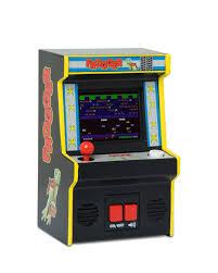 Arcade Classics - Frogger <b>Mini Arcade Game</b> - Walmart.com ...