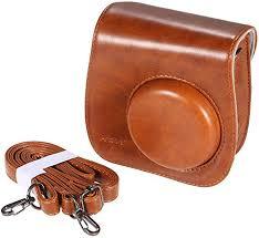 Andoer Camera Case Artificial Leather <b>Single Shoulder</b> Bag <b>Cover</b>