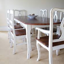 Shabby Chic Dining Room Furniture For Shabby Chic Dining Set Ancotk