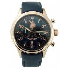 134,31 €Montre Homme <b>U.S. Polo</b> Assn. USP4220BL (40 mm)Si ...